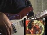 (bass cover) Bizet Les Toreadors Carmen Suite 1