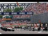 watch formula 1 Europe Valencia gp grand prix 2010
