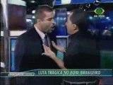 Kajuru briga ao vivo com Boxeador na BAND