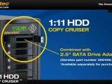Aleratec 1:11 HDD Copy Cruiser - 11 HDD Duplicator and ...