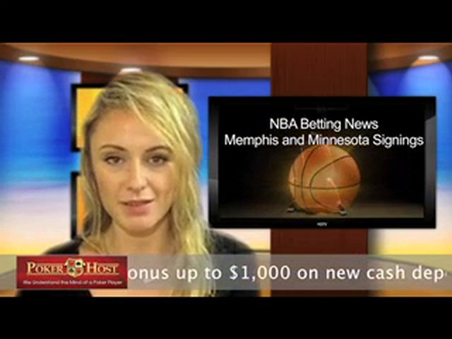 NBA – Mephis and Minnesota Signings News