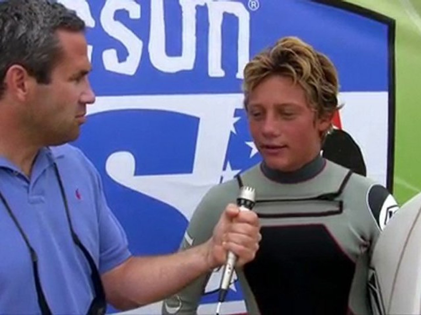 Parker Coffin, USA Surf Team, on his secrets to success