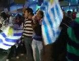 Uruguay-Festejo en Florida