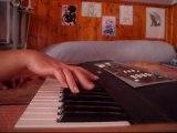FFVIII théme julia piano