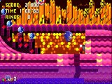 video test retro sonic mega cd