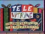 Génerique  De L'emission TELE VITRINE Décembre 1992 TF1