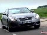 Essai Infiniti G37 Coupé S par Sport-Prestige