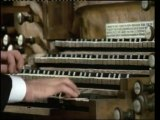 Karl Richter Organ -  Toccata and Fugue in D minor by Bach