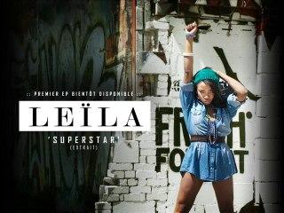 LEILA // 'SUPERSTAR' // 1er EP disponible