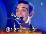 Robbie Williams : Advertising space live 2008