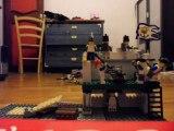Un court-métrage... lego pirate.