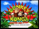 ingame Donkey Konga