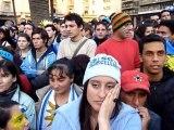 Uruguay: le rêve brisé des supporteurs de la Celeste