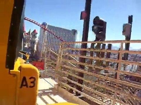 USA - Las Vegas - Roller Coaster
