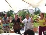 Les 4 droles de dames annif Lisa juin 2010