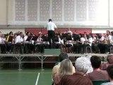 Thèmes de Claude Nougaro: orchestre d'harmonie de Lannilis