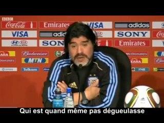 Les sélectionneurs du Mondial parlent de Raymond Domenech
