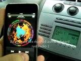 Ipod fm transmitter & Griffin iTrip fm transmitter