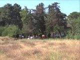 Reserve naturelle Plage Camping Le Soleil Argeles Ete 2010