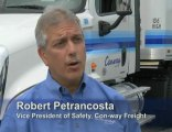 Con-way Freight Goes High-Tech for Road Safety