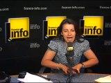 Cecile Duflot, France-info,  08 07 2010