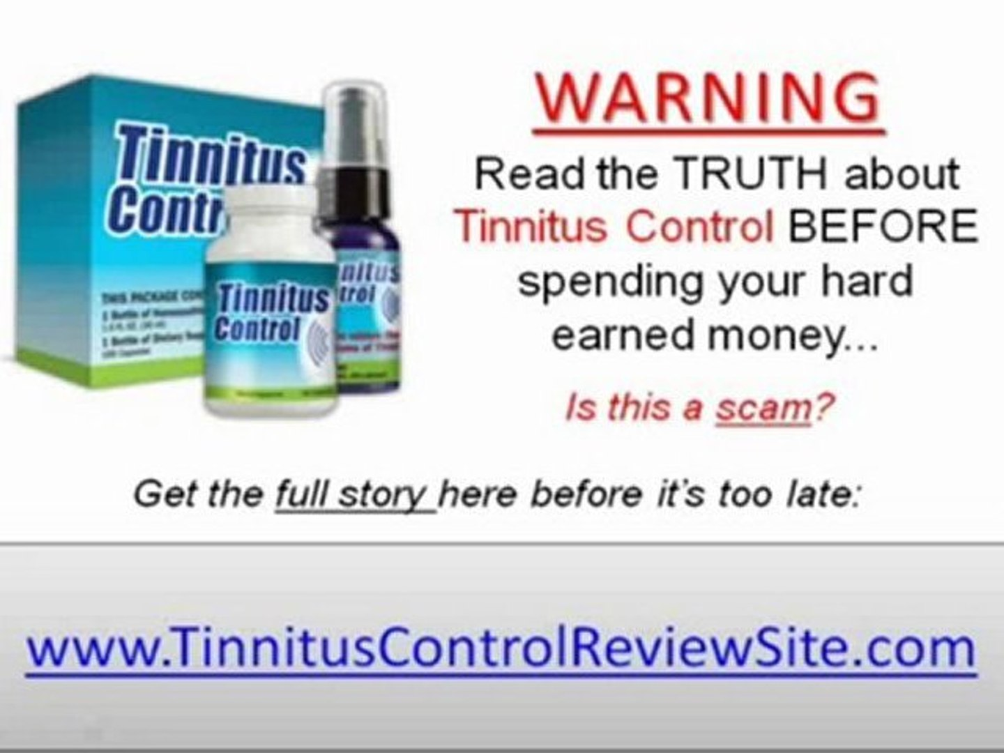 Tinnitus Control Review Is Tinnitus Control A Video Dailymotion
