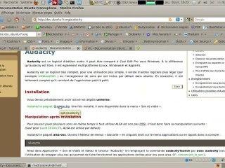 Installation Logiciel dans Ubuntu