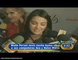 Maite Perroni desea lo mejor a Anahi y Dulce María