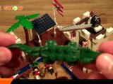 LEGO 6242 Review : LEGO Soldiers Fort Pirates Review