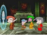 MSK 6 : Les aventures de la guilde Memento Mori. Partie 3