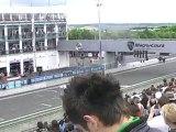 Mr Jean Ragnotti journée Renault Sport à Magny-cours