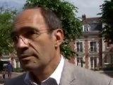 """Woerth: """"Sarkozy me soutient de manière incroyable"""""""