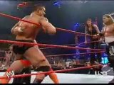 The Rated RKO with Lita vs Trish Carlito and John Cena part2