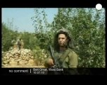 Demonstration against settlement in the... - no comment