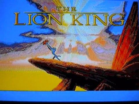 le roi lion part 1