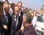 Ulaştırma Bakanı Binali Yıldırım Kilimli'de