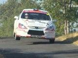 Rallye - Rouergue - Etape 3