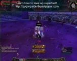 World of Warcraft Cataclysm Worgen Death Knight