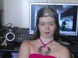 miss sing fait une recommandation aupres de youtube alias amandine
