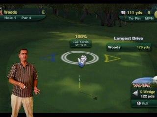Tiger Woods PGA Tour 11 - Die Wiimotion Plus Steuerung