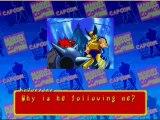 Marvel vs street fighter Wolverine