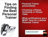 Fremont Personal Trainer - Personal Trainer in Fremont