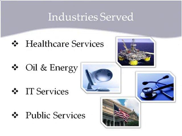IT Services, Help Desk Management & Business Process Managem