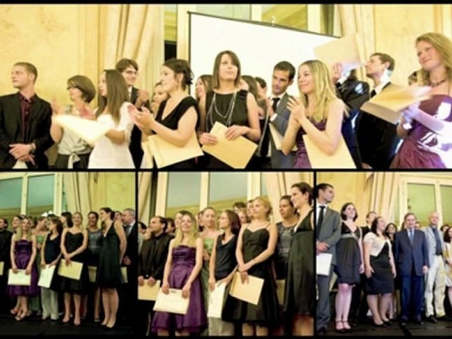 Gala 2009 des élèves managers publics