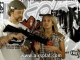 AirSplat ON DEMAND: Deepfire M4 CQB Airsoft Electric Gun Rif