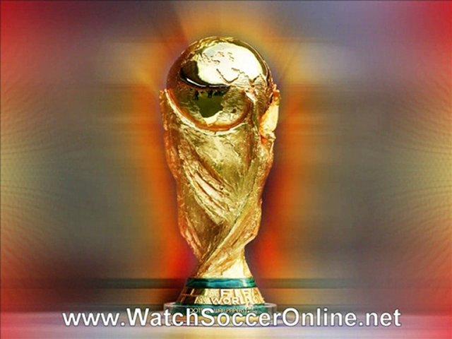 watch fifa world cup final 2010 matches