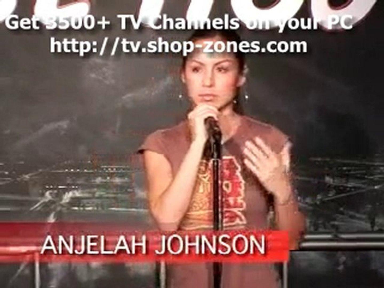 Family Oriented - Anjelah Johnson - Comedy Time_01