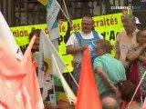Retraites : les syndicats déterminés (Clermont)