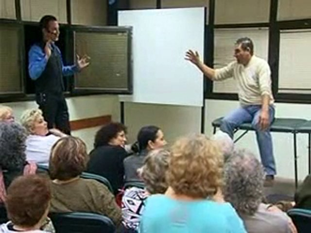 Eric Pearl Facilitates LIVE Reconnective Healing