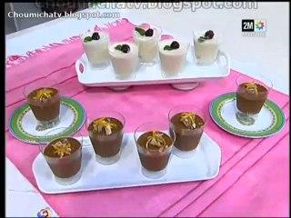 Glace chocolat amandes et framboises
